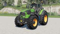 Deutz-Fahr 9 series TTV Agrotroȵ for Farming Simulator 2017