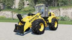 New Holland W170С for Farming Simulator 2017