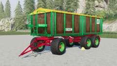 Kroger Agroliner HKD 402 v1.2 for Farming Simulator 2017