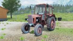 MTZ-80 Беларуƈ for Farming Simulator 2013