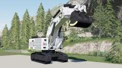 Liebherr R 9800 Eiffage for Farming Simulator 2017