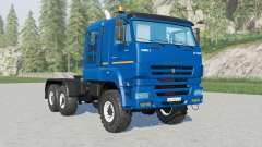 Kamaz-652Ձ6 for Farming Simulator 2017