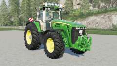 John Deere 8030-serieȿ for Farming Simulator 2017