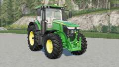 John Deere 7R-serieꚃ for Farming Simulator 2017