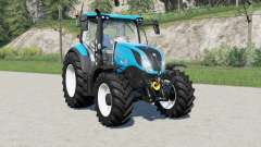 New Holland T6-serieȿ for Farming Simulator 2017