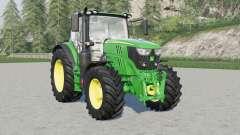 John Deere 6R-seriҽs for Farming Simulator 2017