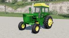 John Deere 4000-serieᵴ for Farming Simulator 2017