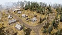 The surrounding villages for MudRunner