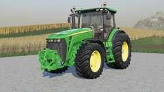 John Deere 8R-seᵳies for Farming Simulator 2017