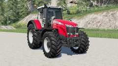 Massey Ferguson 8700-serieʂ for Farming Simulator 2017