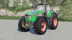 Deutz-Fahr Serie 9 TTV Agrotroƞ for Farming Simulator 2017