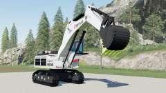 Liebherr R 9200 Eiffage for Farming Simulator 2017