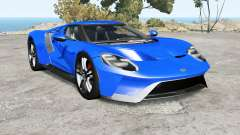 Ford GT Ձ017 for BeamNG Drive