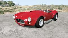 Shelby Cobra 427 (MkIII) v1.1 for BeamNG Drive