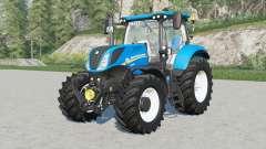 New Holland T7-serieꜱ for Farming Simulator 2017
