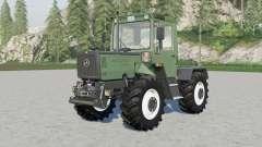 Mercedes-Benz Trac 1000 & 1100 for Farming Simulator 2017