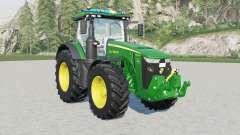 John Deere 8R-seɾies for Farming Simulator 2017