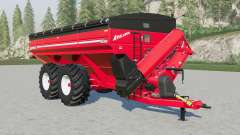 Brent Avalanche 1596 v2.0 for Farming Simulator 2017
