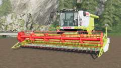 Claas Lexioɲ 600 for Farming Simulator 2017