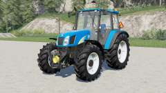 New Holland T5000-series & TL-A series for Farming Simulator 2017