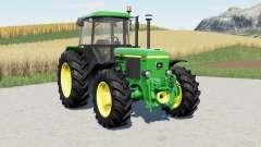 John Deere 3050-serieᵴ for Farming Simulator 2017