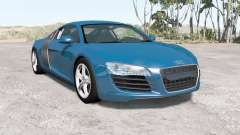 Audi R8 quattro 2007 for BeamNG Drive