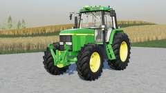 John Deere 6910 v2.0 for Farming Simulator 2017