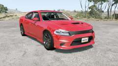 Dodge Charger SRT Hellcat (LD) 2015 v2.0 for BeamNG Drive