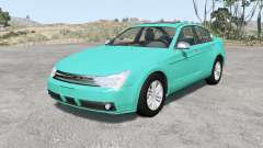 Ford Focus sedan (NA2) 2008 v1.01 for BeamNG Drive