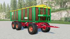 Kroger Agroliner HKD 402 v1.3 for Farming Simulator 2017