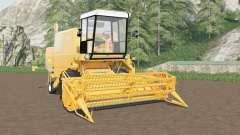 Bizon Supeɽ Z056 for Farming Simulator 2017