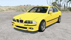 BMW M5 (E3୨) 2001 for BeamNG Drive