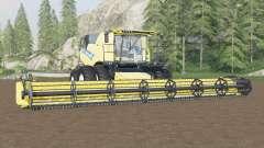 New Holland CR6.90〡CR7.90〡CR8.90〡CR9.90 for Farming Simulator 2017