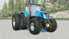 New Holland T7.290 & T7.૩15 for Farming Simulator 2017