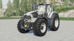 Deutz-Fahr Serie 9 TTV Agrotroɴ for Farming Simulator 2017