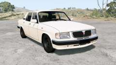 GAZ-3110 Volga 2000 for BeamNG Drive