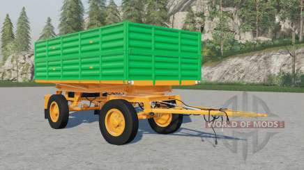 Autosan D-50 & D-55 for Farming Simulator 2017