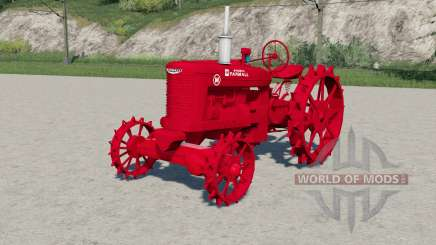 Farmall M v3.0 for Farming Simulator 2017