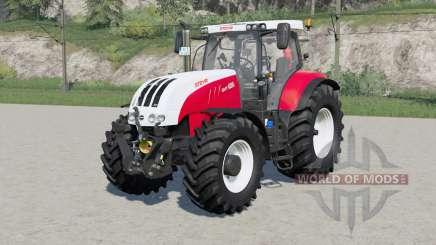 Steyr 6000 CVŦ for Farming Simulator 2017