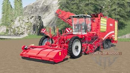 Grimme Varitron 470 Platinum TerraTrac 20 meters for Farming Simulator 2017