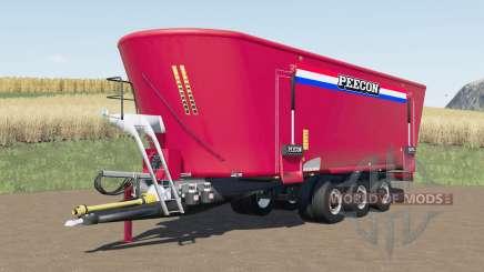 Peecon Mega Mammoet autoload v1.0.0.3 for Farming Simulator 2017