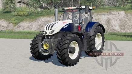 Steyr Terrus 6270 & 6300 CVҬ for Farming Simulator 2017