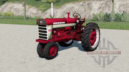 Farmall 460 for Farming Simulator 2017