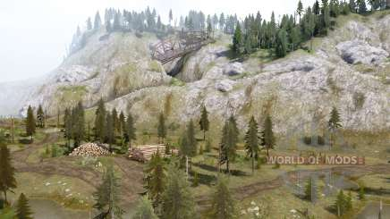 Malucha 2: Canyon for MudRunner