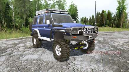 Toyota Land Cruiser (J76) 2007 for MudRunner