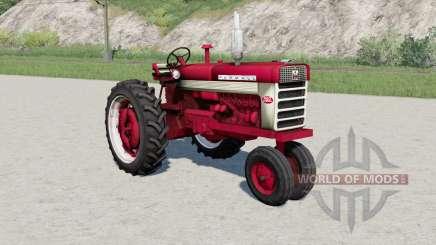 Farmall Ꝝ60 for Farming Simulator 2017