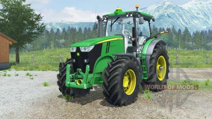 John Deere 7200Ɍ for Farming Simulator 2013