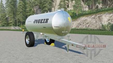 Joskin AquaTrans 7300 S milk & water for Farming Simulator 2017