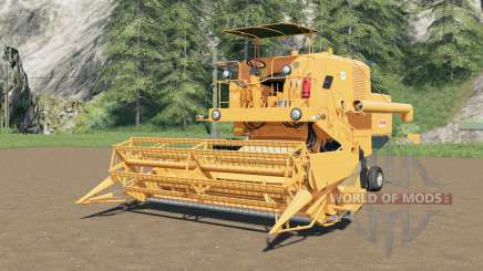 Bizon Supeɾ Z056 for Farming Simulator 2017