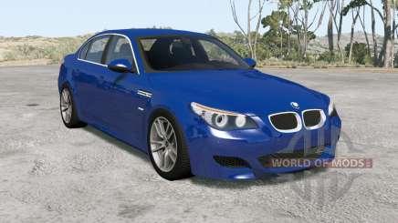 BMW M5 (E60) 200ⴝ for BeamNG Drive